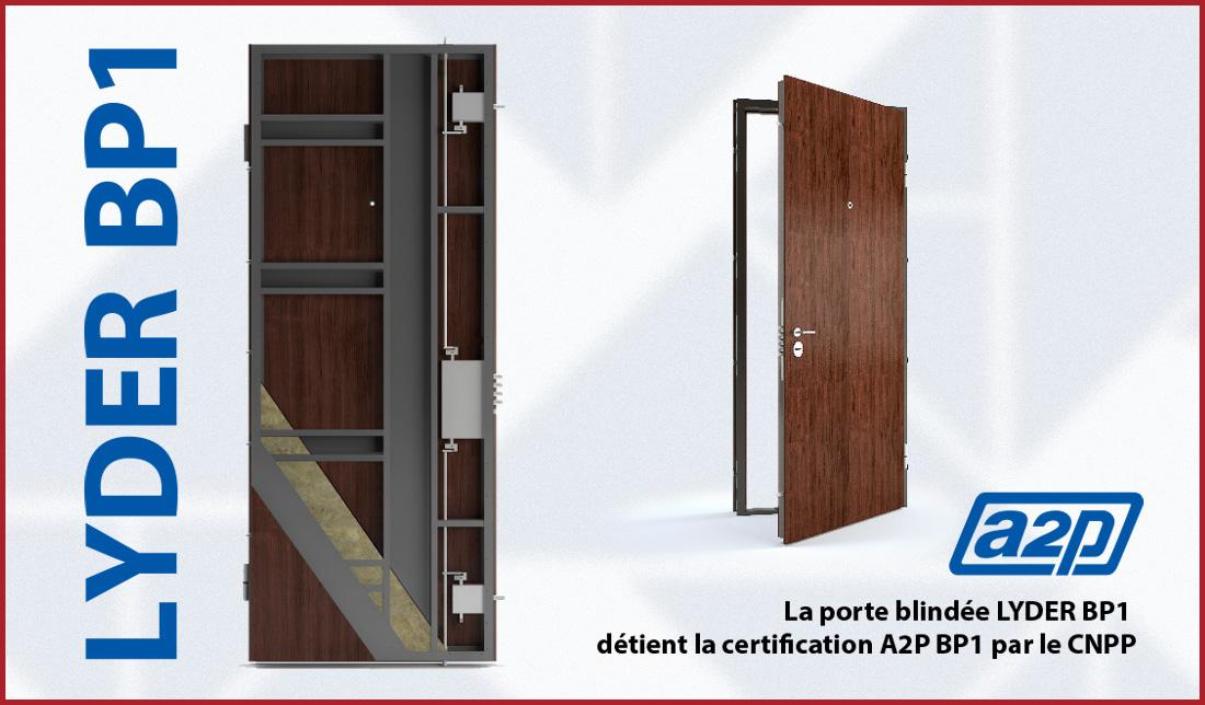 A2P Armblock Portes
